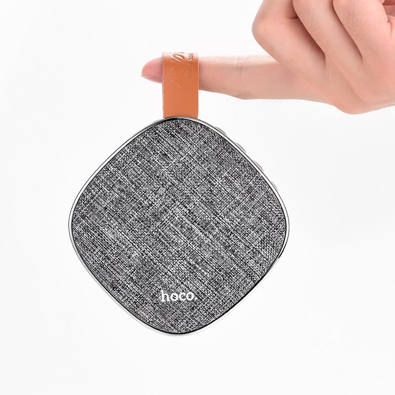 Hoco BS9 Light textile desktop wireless speaker