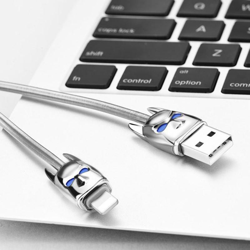 Hoco U30 Shadow Knight lightning charging cable
