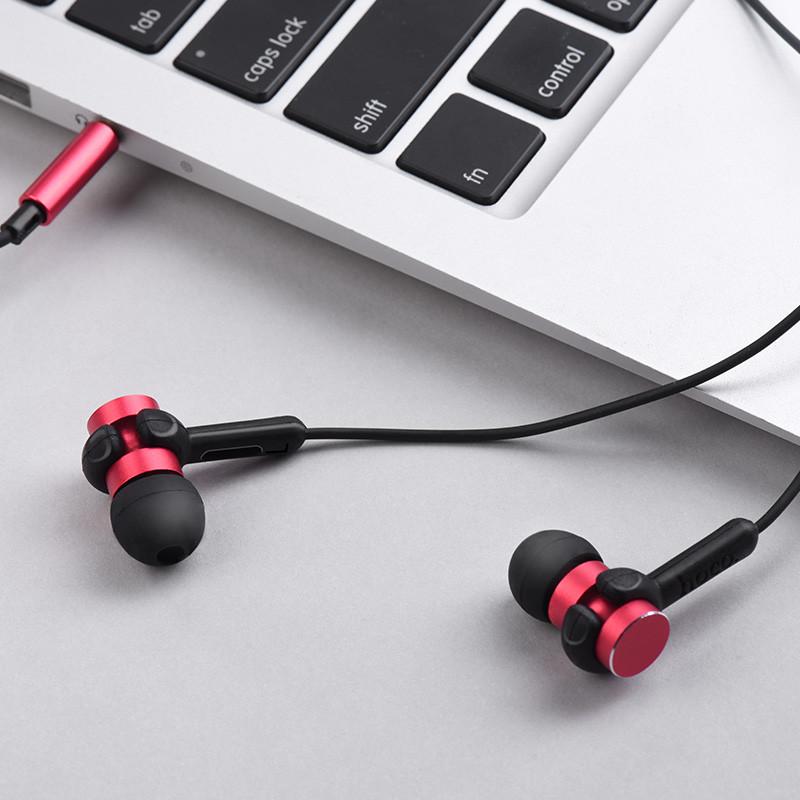 Hoco M38 Rhythm universal earphones with microphone