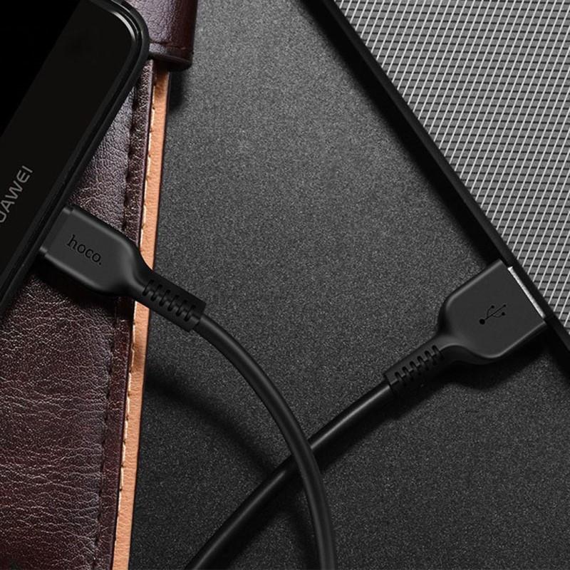 Hoco X20 Flash type-c charging cable,(L=3M)