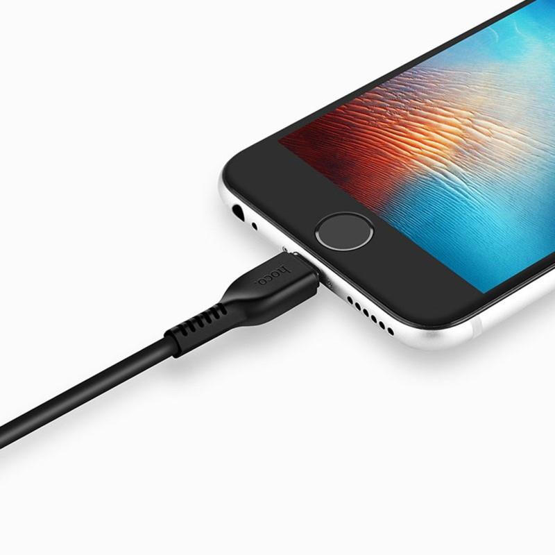Hoco X20 Flash lightning charging cable,(L=3M)