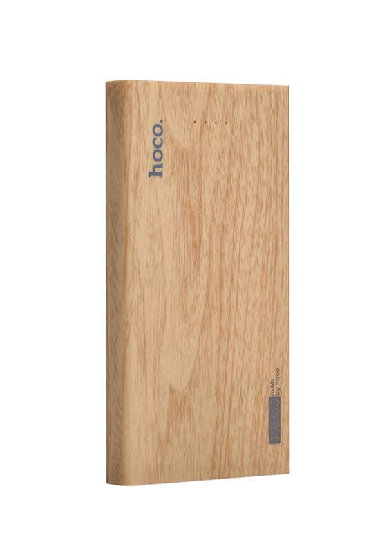 Hoco B12B-13000 wood grain Power bank