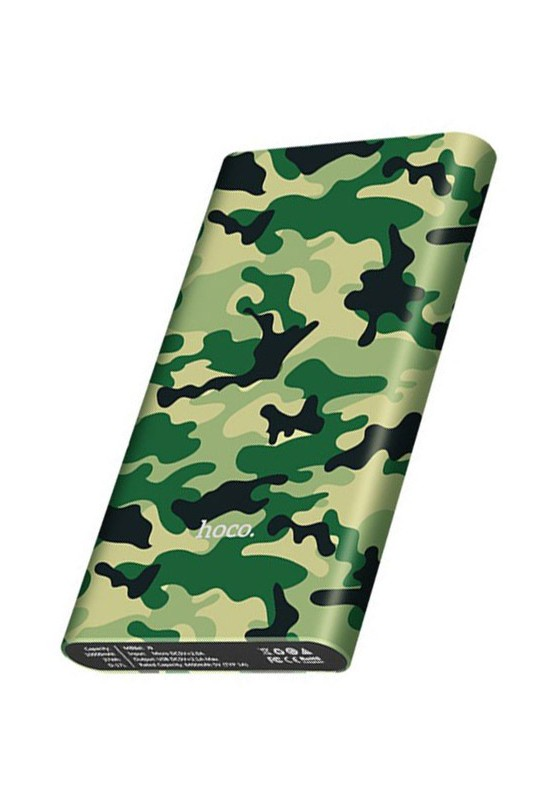 Hoco J9 camouflage series Power bank(10000mAh)
