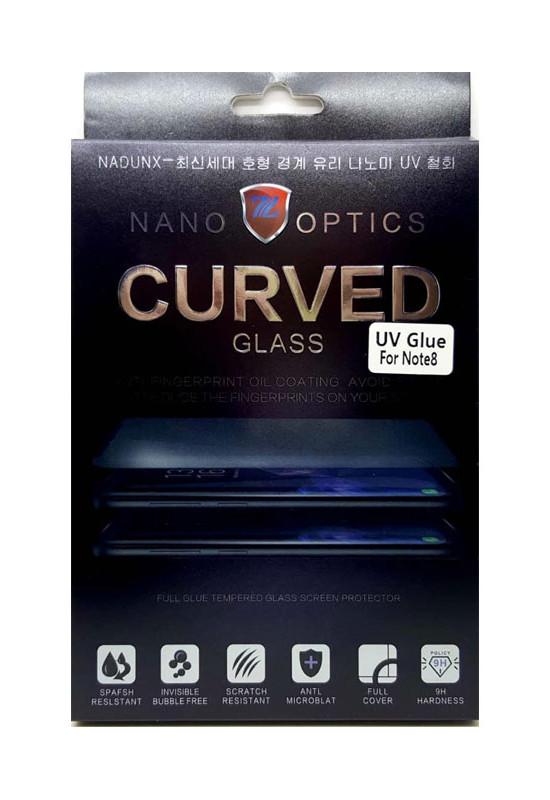 Nano Curved Glass UV