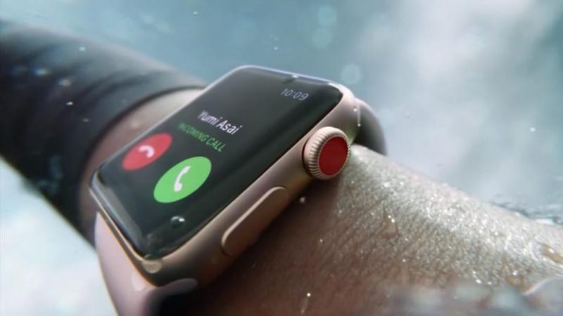 Apple Watch: Eject Water