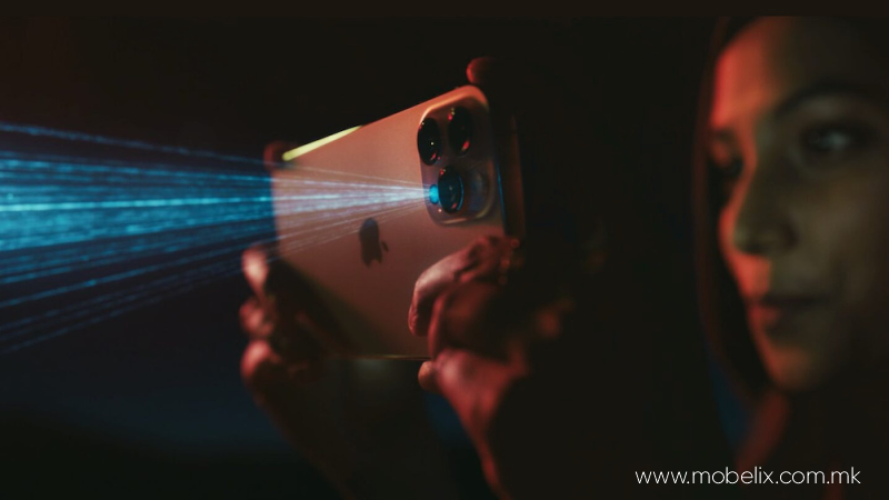 LiDAR Sensor: iPhone 12 Pro/Max